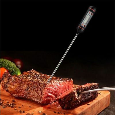 Digital BBQThermometer Bratenthermometer Fleischthermometer Grill Thermometer