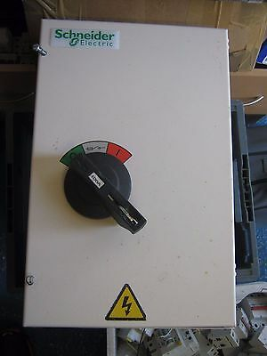 Schneider Electric Mgfa1001C 100 Amp Single + Neutral Switch Disconnector