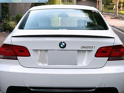 PAINTED COUPE Black Saphire 475 BMW E92 COUPE 2006 -2011 LIP SPOILER UK Seller