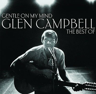 GLEN GLENN CAMPBELL - Gentle The Very Best Of - Greatest Hits Collection CD NEW