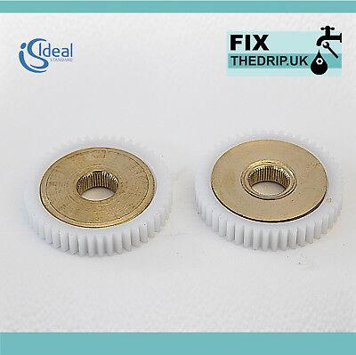 Ideal Standard Genuine A960489NU Trevi Therm gear slip clutches pair [NAZ]