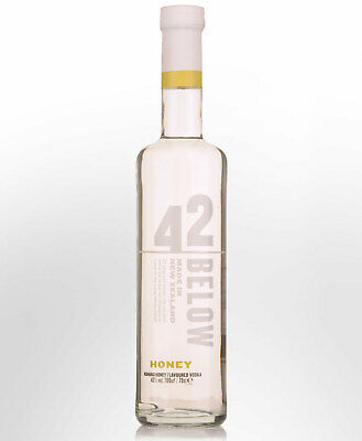 42 Below Honey Flavoured Vodka (700ml)
