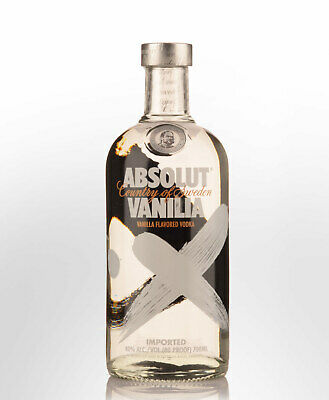 Absolut Vanilia (Vanilla) Flavoured Vodka (700ml)