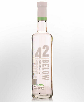 42 Below Feijoa Flavoured Vodka (700ml)