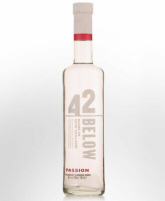 42 Below Passionfruit Flavoured Vodka (700ml)