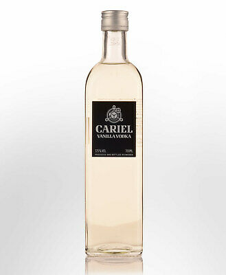 Cariel Vanilla Flavoured Vodka (700ml)
