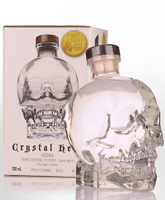 Crystal Head  Vodka (1750ml)