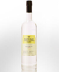 Summum Citron (Lemon) Flavoured Vodka (750ml)