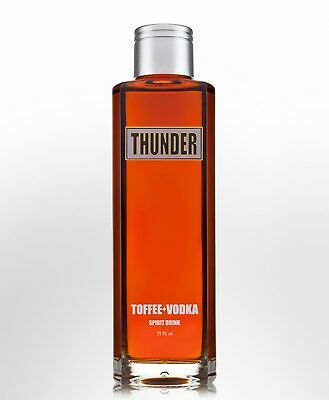Thunder Toffee & Vodka Spirit (700ml)
