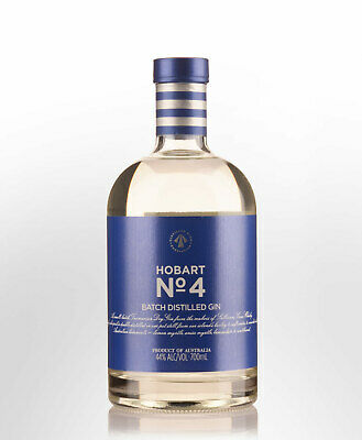 Sullivans Cove Distillery Hobart No.4 Single Malt Gin (700ml)