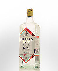 Gilbeys  Gin (700ml)
