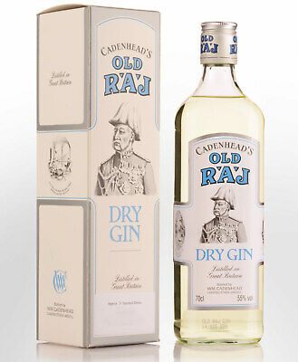 Cadenhead's Old Raj Dry Gin (700ml)