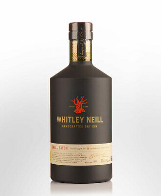 Whitley Neill  London Dry Gin (700ml)