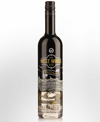 The West Winds The Cutlass Gin (700ml)