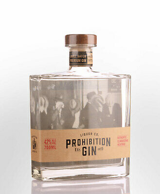 Prohibition Liquor Co. Gin (700ml)