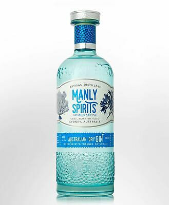 Manly Spirits Dry Gin (700ml)