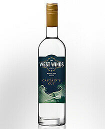 West Winds The Captain's Cut Navy Strength Gin (500ml)
