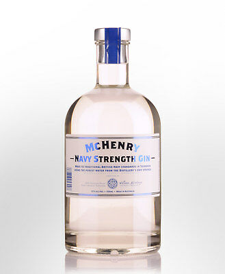 McHenry Navy Strength Gin (700ml)