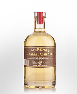 McHenry Barrel Aged Gin (700ml)