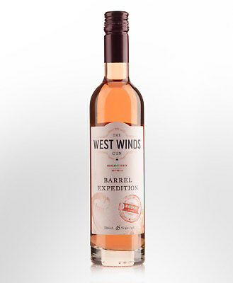 West Winds The Barrel Expedition Gin (500ml)