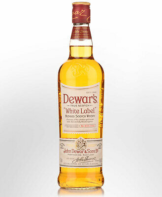 Dewar's White Label Blended Scotch Whisky (700ml)