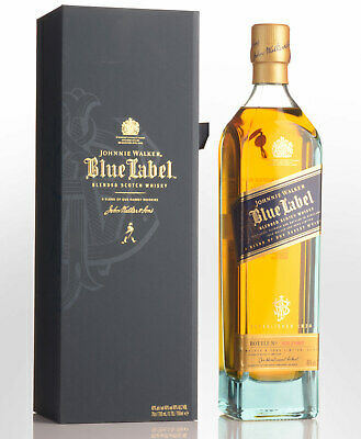Johnnie Walker Blue Label Blended Scotch Whisky (700ml)