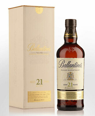 Ballantines 21 Year Old Blended Scotch Whisky (700ml)