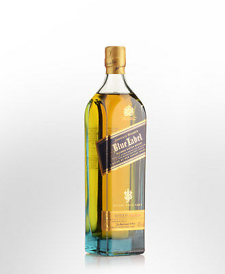 Johnnie Walker Blue Label Blended Scotch Whisky (200ml)