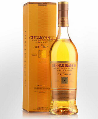 Glenmorangie The Original 10 Year Old Single Malt Scotch Whisky (700ml)