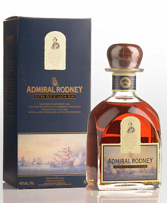 Admiral Rodney Extra Old St. Lucia Rum (700ml)