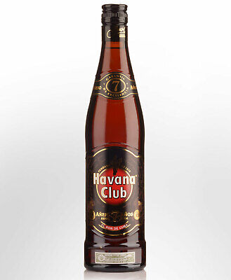 Havana Club Anejo 7 Year Old Rum (700ml)