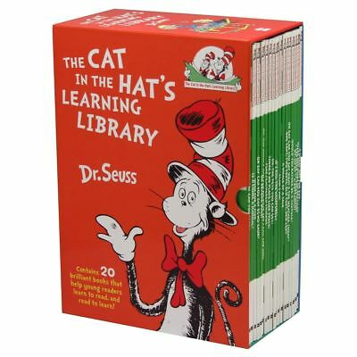 Dr Seuss Box Set - The Cat in the Hat's Learning Library