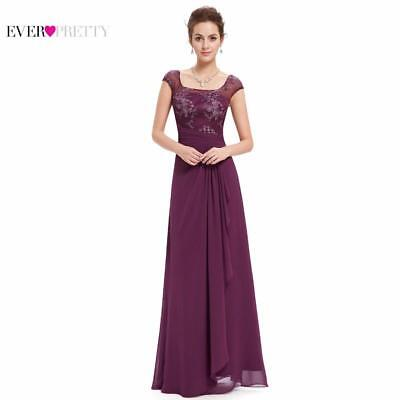 Mother of the Bride Dresses Women Charming Ever-Pretty Long Lacey 2017 New Arriv