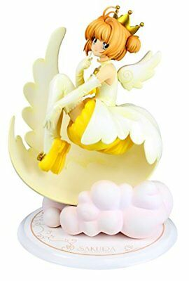 Card Captor Sakura Sakura Kinomoto Angel crown 1/7 scale PVC painted PVC