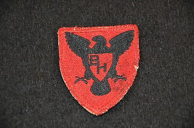 WWII US Army 86th Division Shoulder Sleeve Insignia Patch SSI Cut-Edge