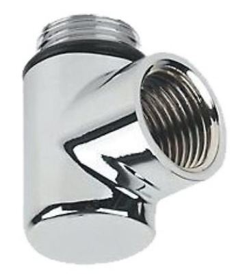 Towel Warmer 1/2 Inch Chrome Elbow (Mx F) - PACK OF 5