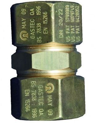 TRACPIPE Straight Coupling DN28 - PACK OF 2