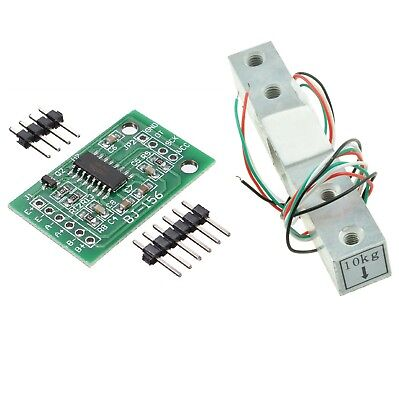 DIY Load Cell Weight Sensor 1KG Portable Scale+HX711 Weighing Sensors Ad Mod G4