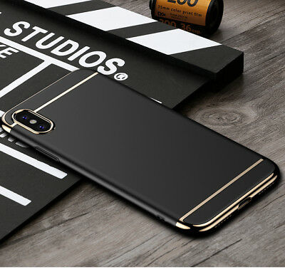 Iphone X Case Cover Luxury Shockproof Ultra Slim Thin Protective Apple Hard Back