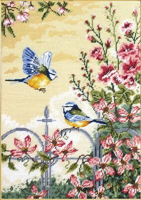 Floral Railings :  Anchor  Tapestry  Kit : MR163