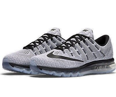 Nike Air Max 2016 Men's Running Shoes Size 7.5 806771 101