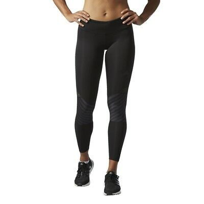 (X-Large, Black/Negro/Neguti) - adidas Women's Tko Long Ti W Leggings