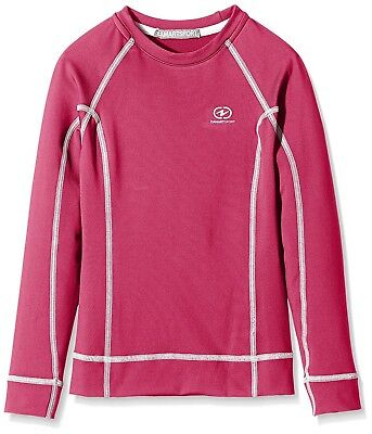 (FR : 6 ans (Taille Fabricant : 6ANS), rose - Framboise Vif) - Damartsport