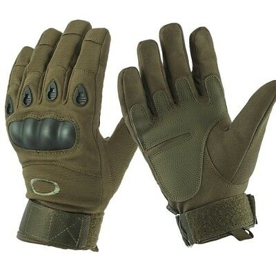(#1, Large) - Men Outdoor Gloves Movement Mountaineering Ski Ride Male All