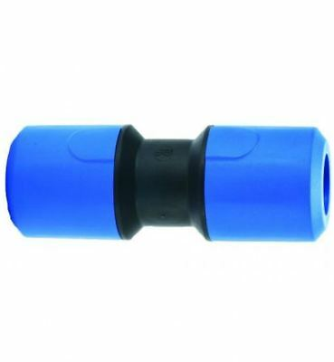 SPEEDFIT MDPE 32mm Straight Connector - UG403B - PACK OF 10