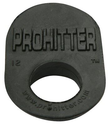 (Black, Adult Size) - Prohitter Batters Training Aid. Shipping is Free