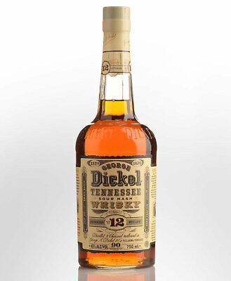 George Dickel No.12 Tennessee Whiskey (750ml)