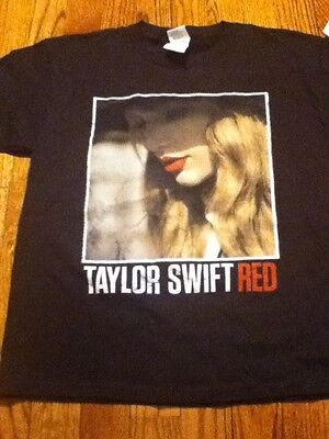 Taylor Swift Red Youth Medium & Speak Now Youth Medium Shirt Lot