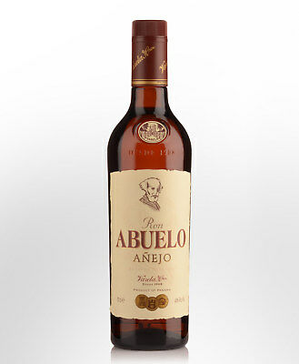 Ron Abuelo Anejo Rum (700ml)