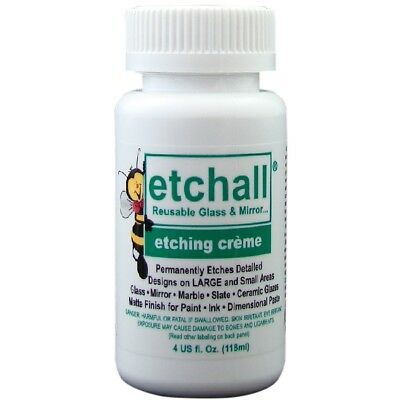 etchall(R) Etching Creme. Shipping Included